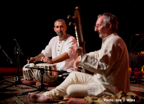 reviews of Samswara sitar & tabla indian music performances