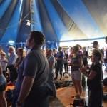 Jon Sterckx World Rhythm Workshop WOMAD 2015