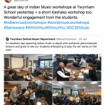 Indian Music Workshops Dorset