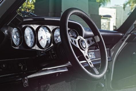 Magnus Walker MoMo Steering Wheel