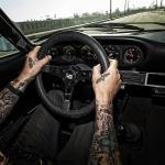 Magus Walker signature series MOMO steering wheel