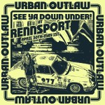 Urban Outlaw down under for Rennsport in Sydney Australia.