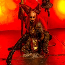 dragula series winner vander von odd in junker designs armor