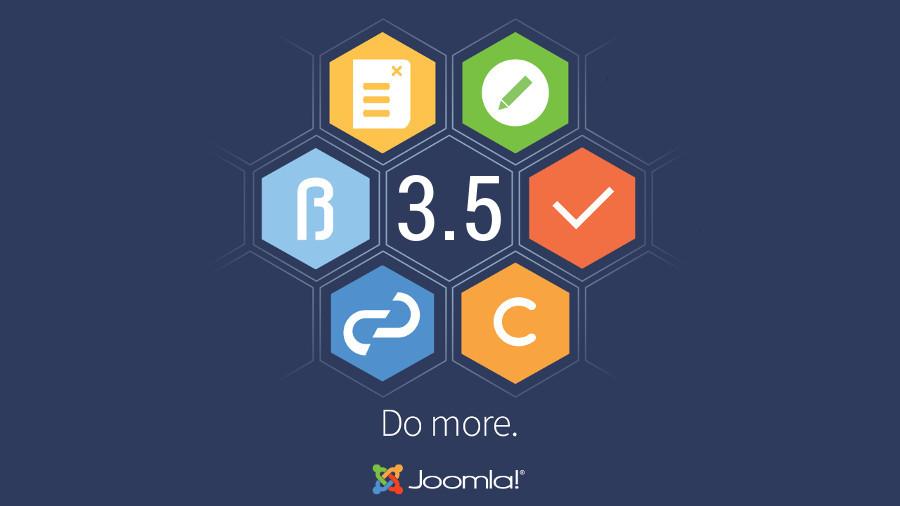 Cosa aspettarsi da Joomla 3.5