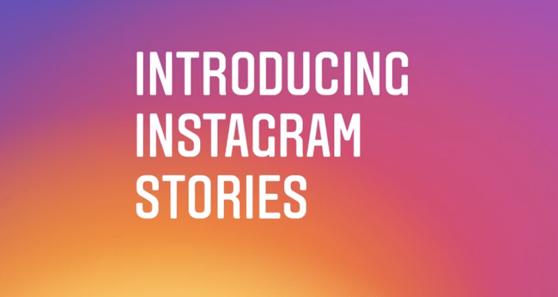 Instagram Stories: la risposta a Snapchat