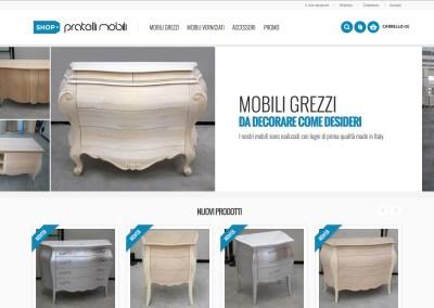 Shop Pratelli Mobili