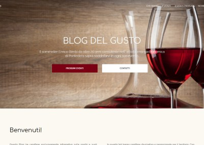 Blog Del Gusto