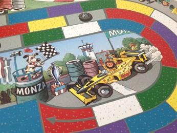 un jeu pour enfants avec un beau design