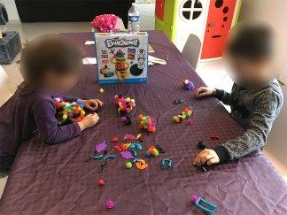 Un jeu qui développe la créativité des enfants.