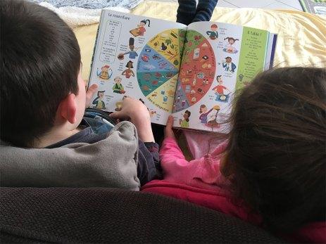 Ce livre peut convenir à tous les enfants.