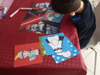 une activité simple et amusante pour les enfants