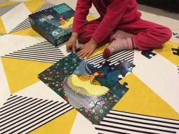 puzzle Cendrillon pour enfant