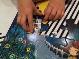 puzzle pour fille de 4 ans