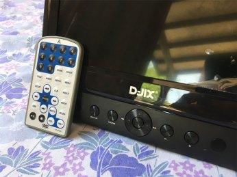 télécommande lecteur dvd voiture