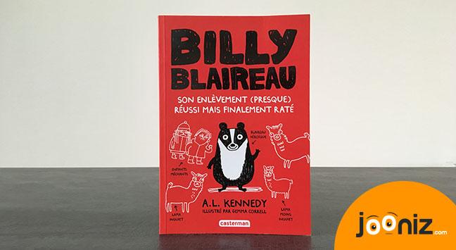Billy Blaireau, son enlèvement (presque) réussi