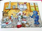 livre jeunesse les petits chats