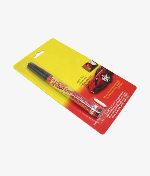 Scratch Repair Pen in package angleview