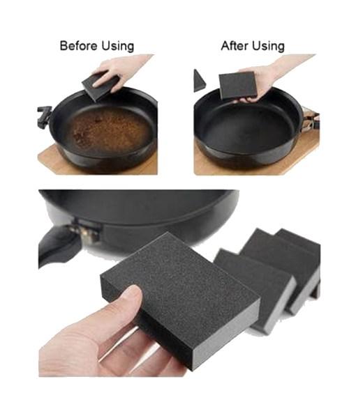 how-to-use-Anti-Rust-Kitchen-Sponge