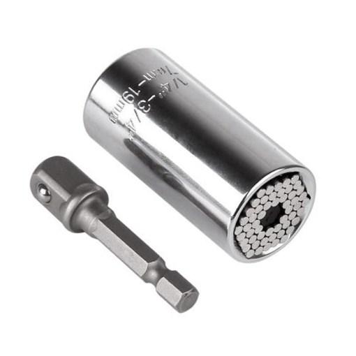 1-Set-Torque-Wrench-Head-Set-Universal-Socket-Sleeve-7-19mm-Power-Drill-Ratchet-Bushing-Spanner – Copy