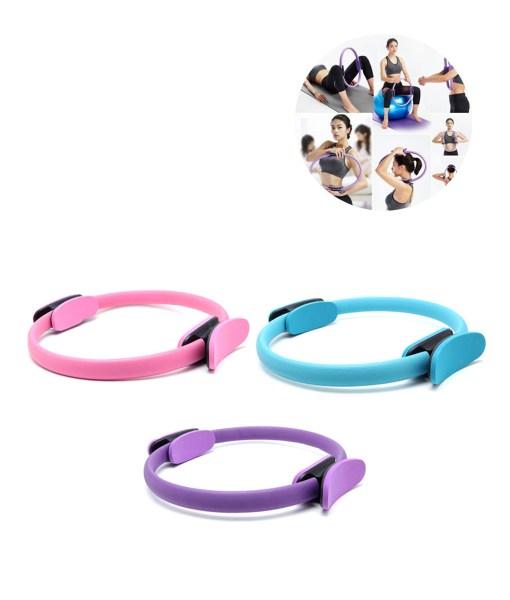 Dual-Grip-Pilates-Circle-Yoga-Wheel-Gymnastic-Circle-Ring-Gym-Workout-Back-Training-Tool-Home-Slimming