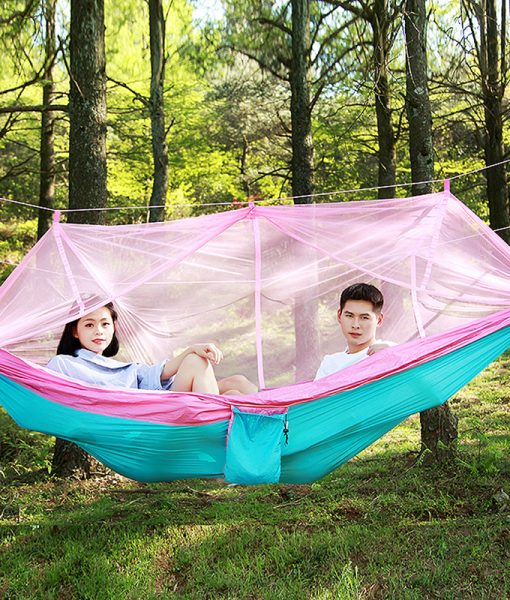 Portable-Hammock-High-Strength-Parachute-Fabric-Hanging-Bed-With-Mosquito-Net-For-Outdoor-Camping-Travel-3-510×600