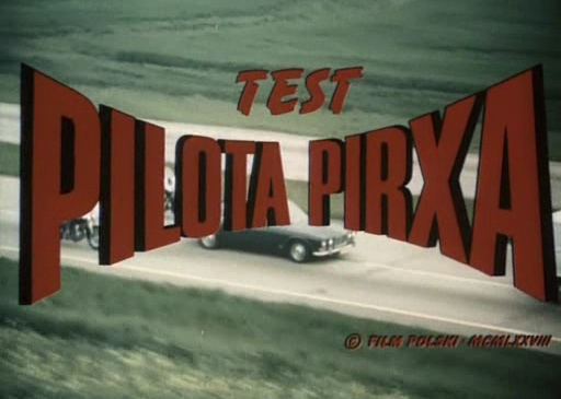 Resultado de imagen de TEST PILOTA PIRXA