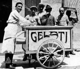 Gelaterie-Italia