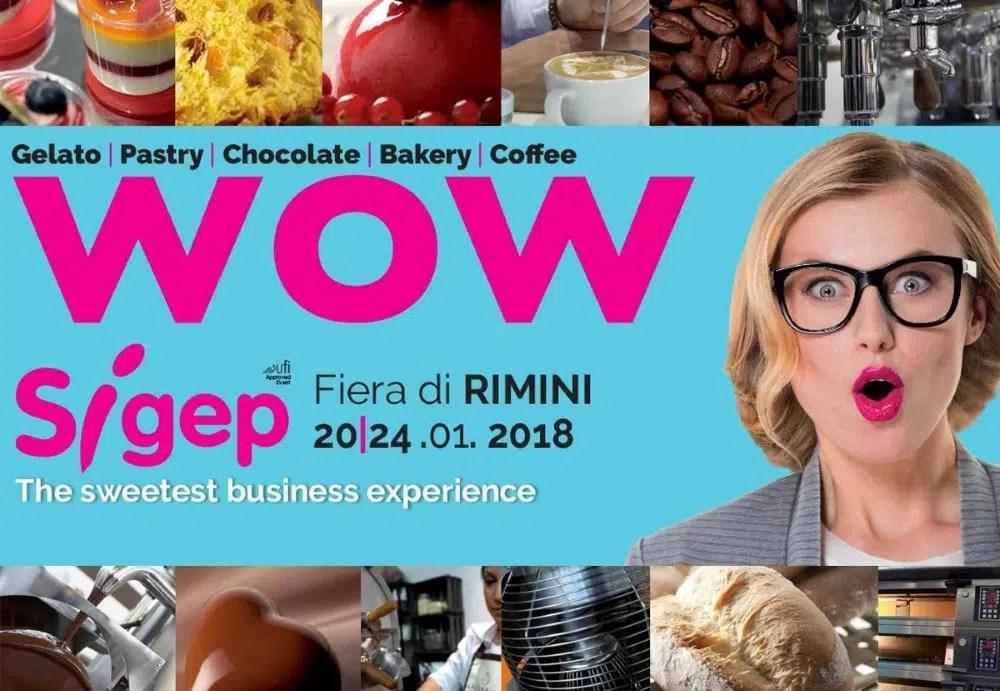 SIGEP 2018 a Rimini dal 20 al 24 gennaio