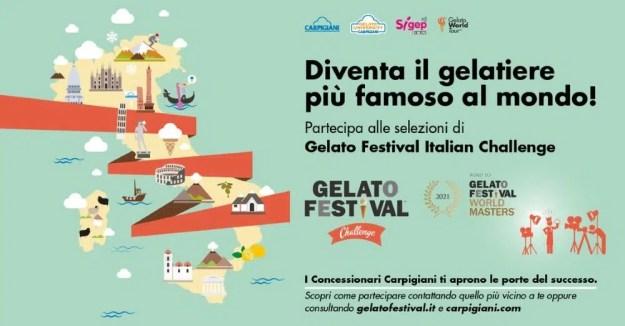 Gelato Festival Italian Challenge