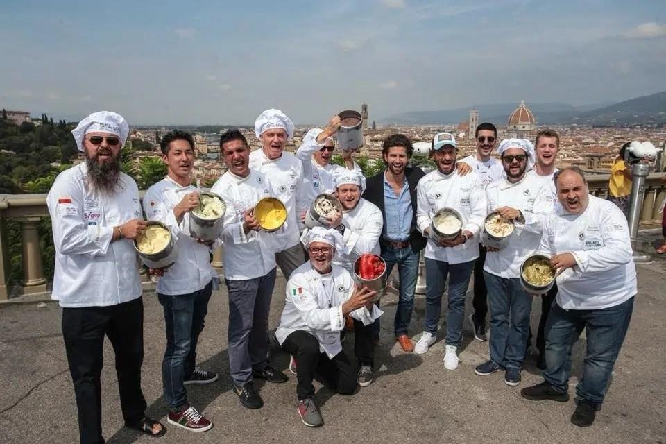 Gelato Festival Europa allstars i partecipanti