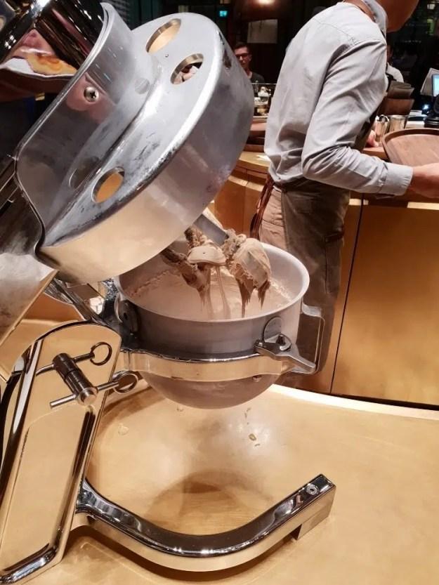 itro gelato affogato Starbucks