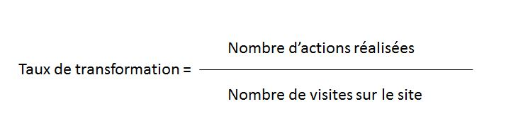 definition-taux-transformation-calcul-exemple