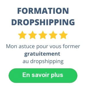Formation dropshipping gratuite
