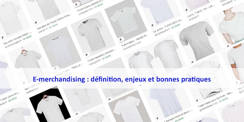 e-merchandising définition et exemples