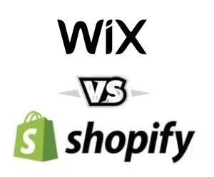 wix-vs-shopify-ou-wix