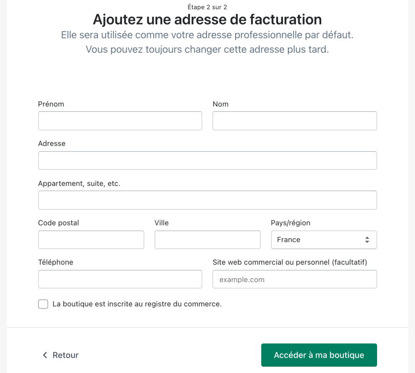 shopify_creation_compte_adresses