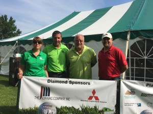 Golfing with Generac to Support Those in Need
