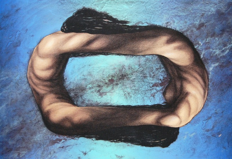Jøran Flo litografi – Syklus II