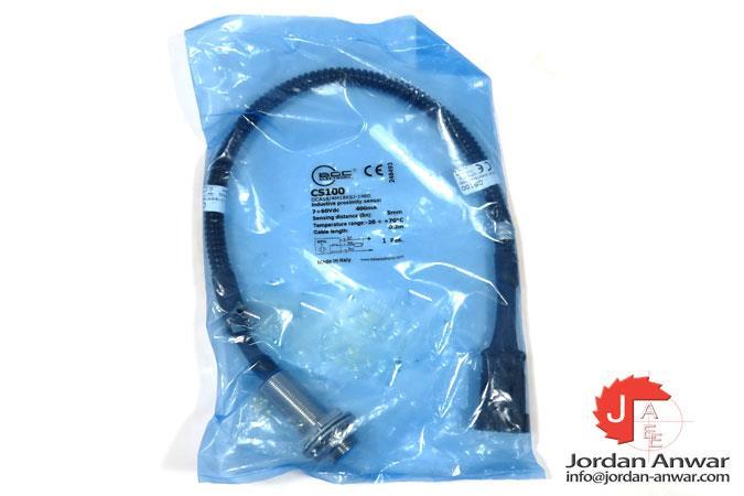 Bdc Dca18 4mk18ksj 1480 Inductive Proximity Sensor Jordan Anwar Est