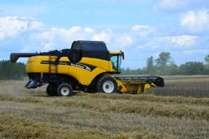 Harvest - Jordan Agri