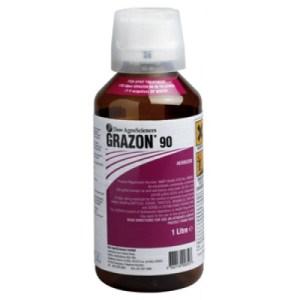 Bottle of grazon 90