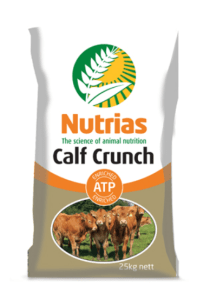 Bag of calf crunch