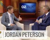 Dr Oz Jordan Peterson