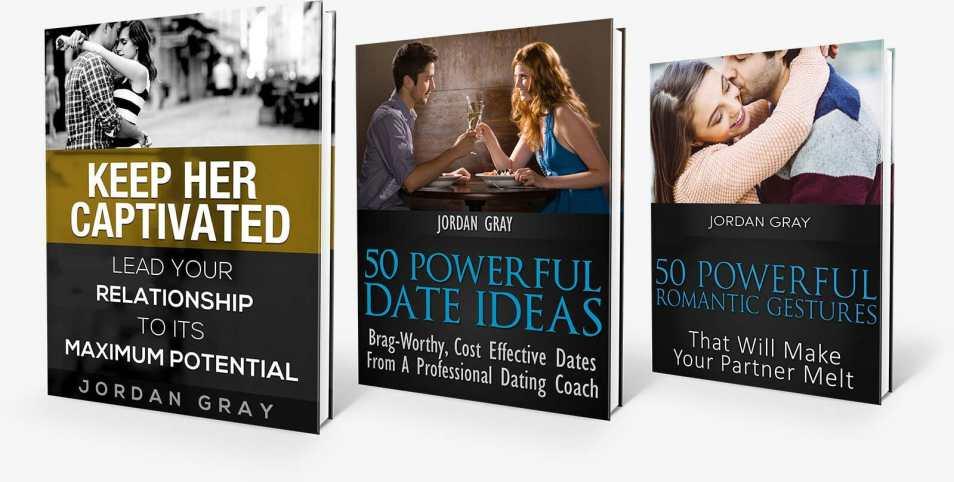 all jgc books gray - Jordan Gray DeluxeBundle Books Collection The Relationship Revitalizer Super-Pack