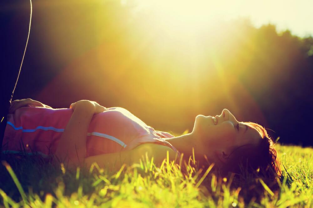 happiness, happy, depression, sunlight effect on depression