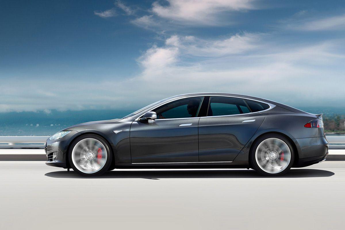 Jordan's Tesla
