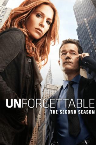 Unforgettable ~ Staffel 2