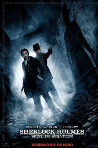 Sherlock Holmes ~ A Game of Shadows