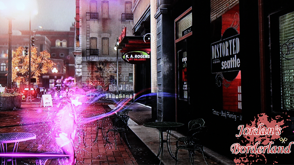 inFAMOUS ~ First Light