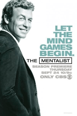 The Mentalist ~ Staffel 2